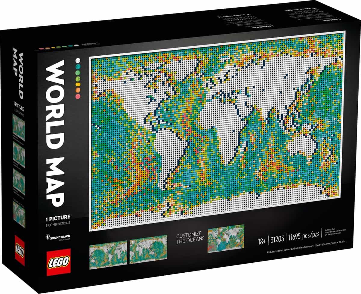 lego 31203 world map